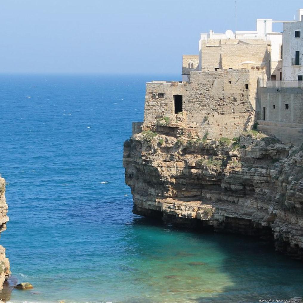 Küstenstädte Monopoli, Italien