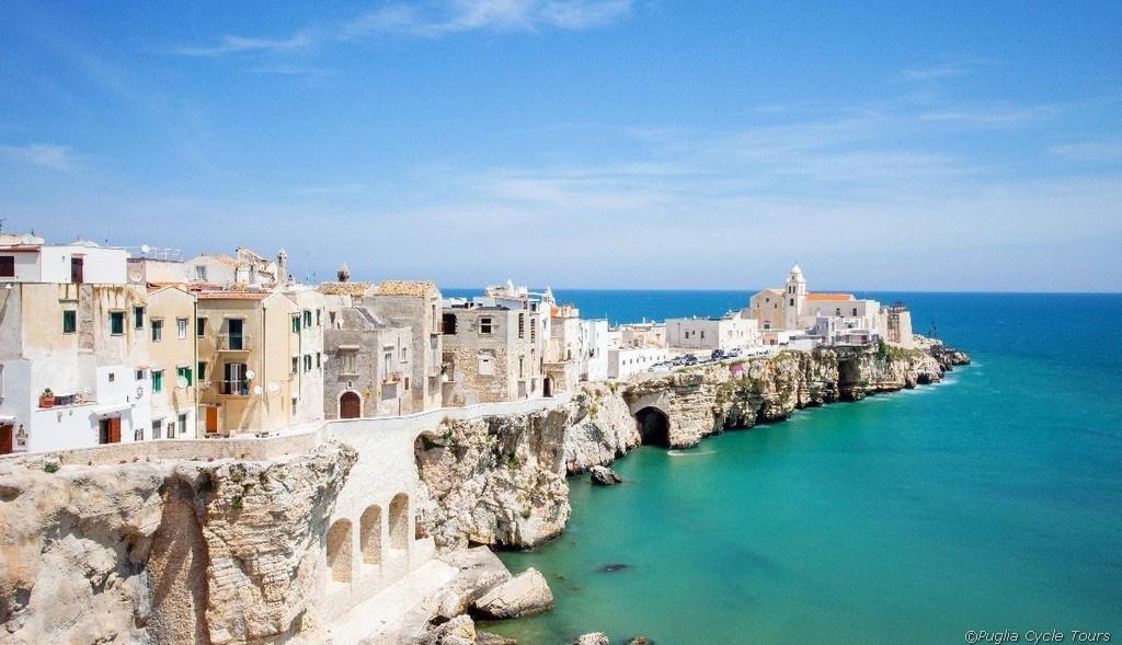 Aktiv unterwegs an der Südküste Italiens