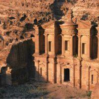 Al Deir, das Kloster Petra Jordanien