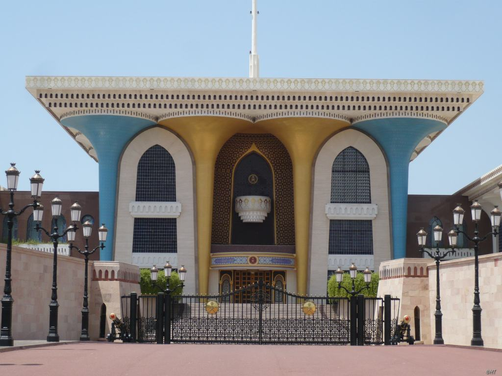 Al Alam Palast Muscat Oman