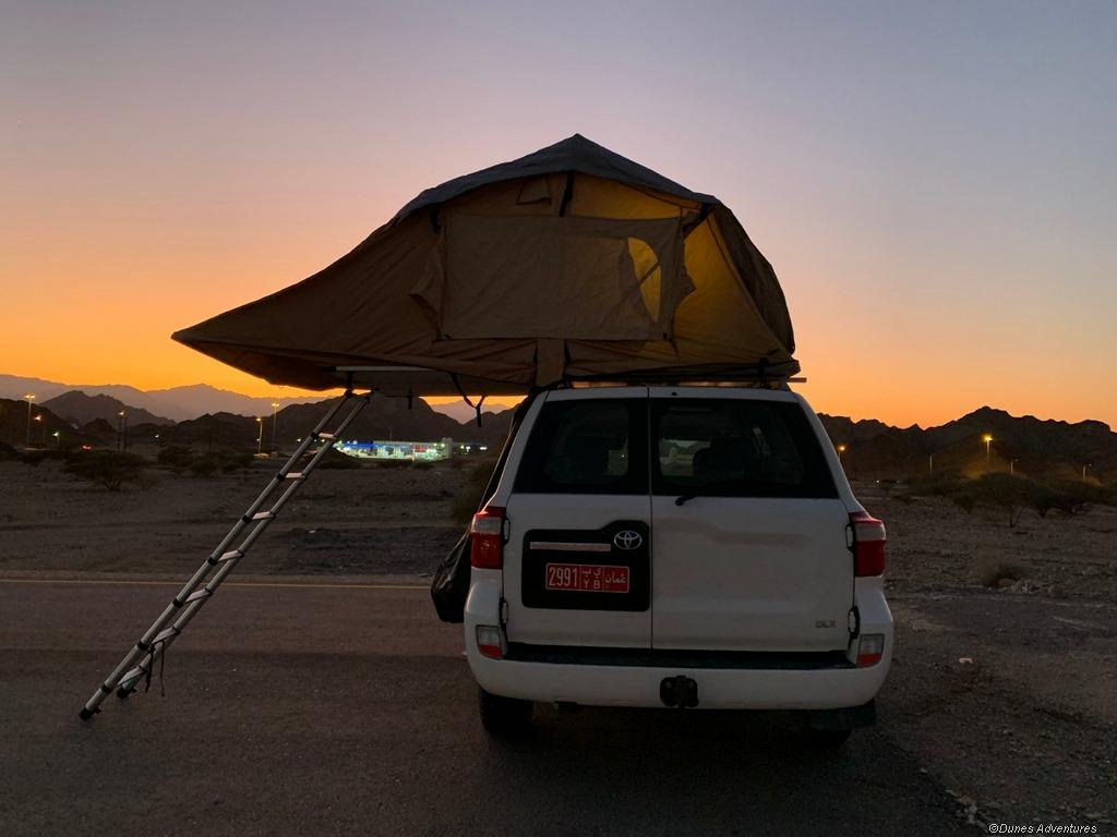 Mietwagenrundreise durch das Sultanat Oman