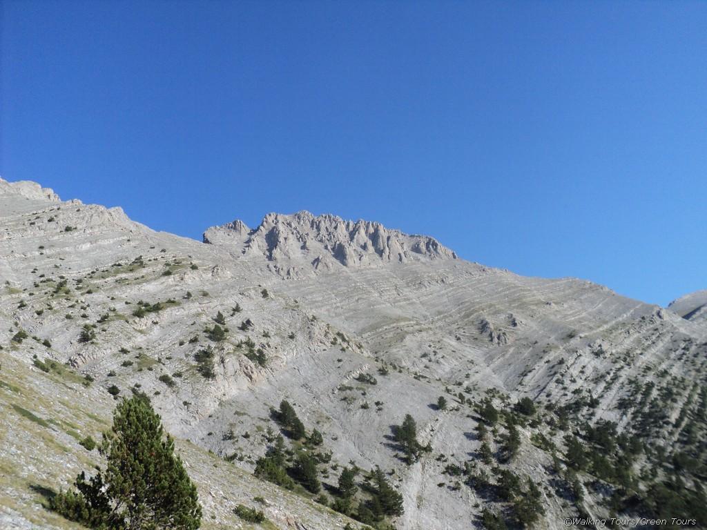 Berg Olymp